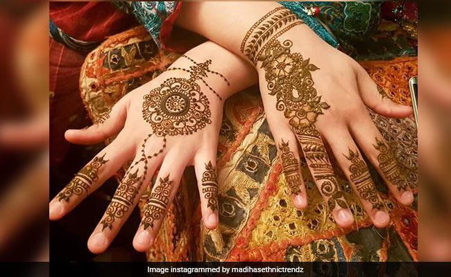 Eid 2019 Mehndi Design: ईद के मौके पर लगाएं मेहंदी के ये लेटेस्ट डिज़ाइन्स