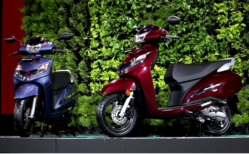 The Honda Activa 125 BS-VI is Honda's first BS-VI ready two-wheeler