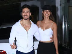 Tiger Shroff's Special Video For Disha Patani Makes For A Perfect Birthday Gift