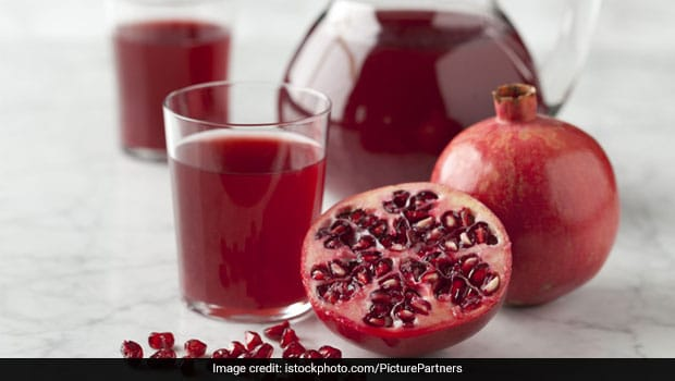Drinking Pomegranate Juice During Pregnancy May Help In Babies' Brain Development; Says Study