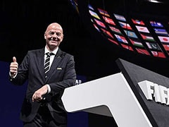 Gianni Infantino Waved In For Second Term As FIFA President