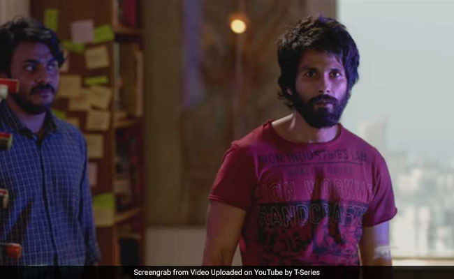 Shahid Kapoor Explains Why Doing Kabir Singh Was 'Exciting' For Him