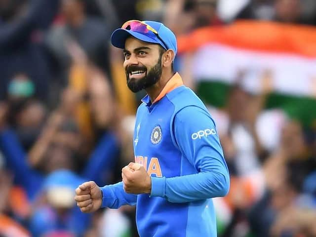 Virat Kohli Only Cricketer In Forbes 2019 List Of Worlds 100 Highest-Paid Athletes