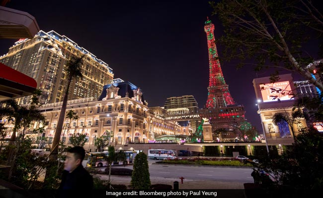 China's Biggest Casinos Use Artificial Intelligence To Spot Who Will Lose