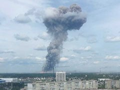 Blast At Russian Military Plant Injures 79, Damages 180 Buildings