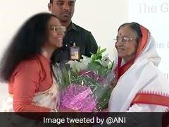 Ex-President Pratibha Patil Awarded With Mexico's Highest Civilian Award