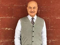 Anupam Kher Is 'Not Playing Any Role' In <I>Coolie No 1</I> Remake