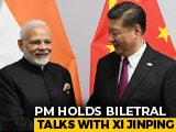 Video : China's Xi Jinping Ready To Visit India This Year After PM Modi's Invite