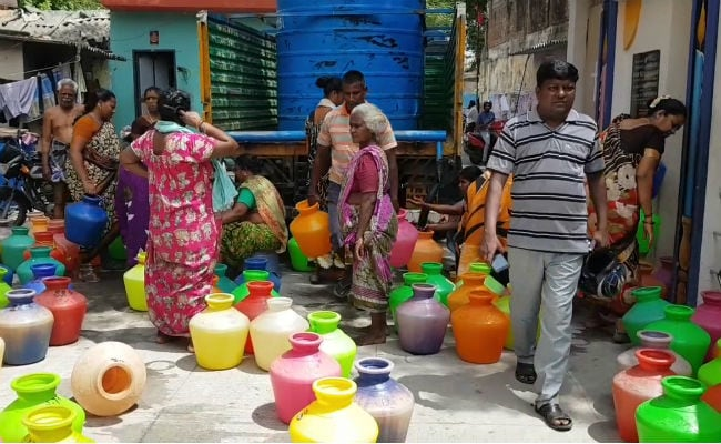Kerala Offers 20 Lakh Litres Drinking Water, Tamil Nadu Says No Need Now