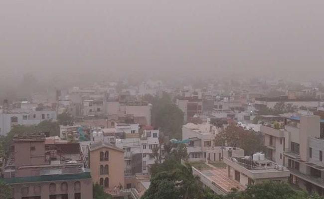 Delhi Weather Today: तेज आंधी से धूल की चादर में लिपटा दिल्ली-NCR, गर्मी से राहत की उम्मीद