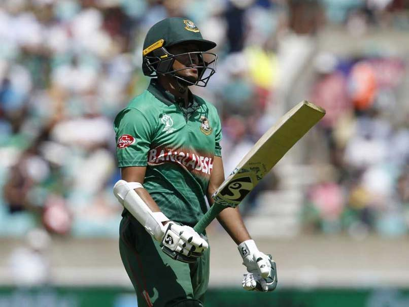 Cricket World Cup 2019 England vs Bangladesh Shakib Al Hasan Bangladesh Player To Watch Out For