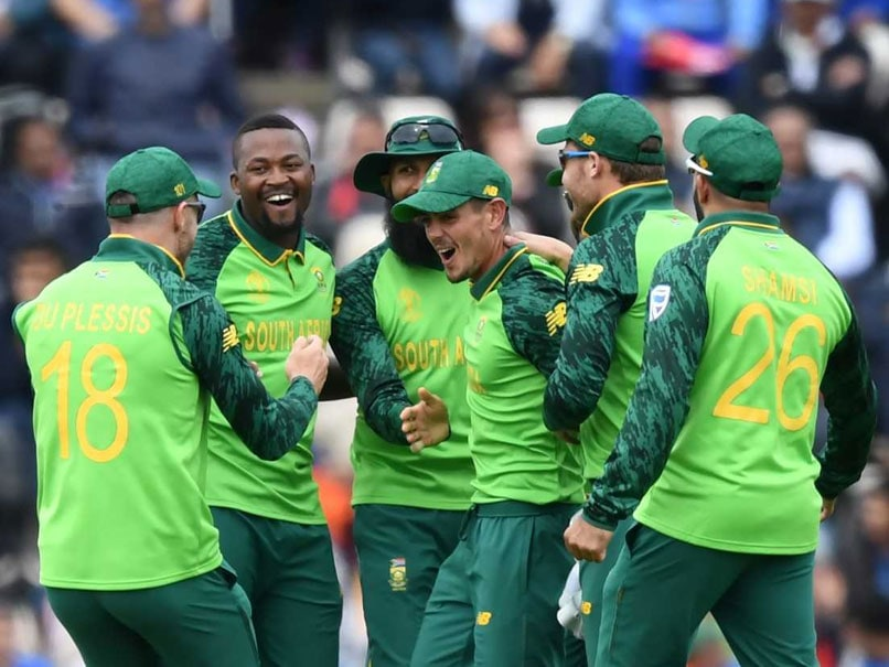 SA vs WI Live Score: South Africa Face West Indies In Must-Win Clash