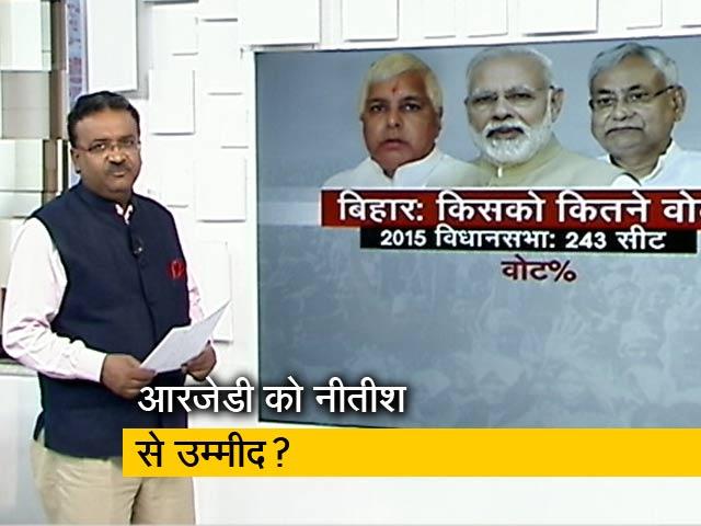 Videos : पिछले बिहार विधानसभा चुनाव में किसको कितने वोट और अब किसका पलड़ा भारी?