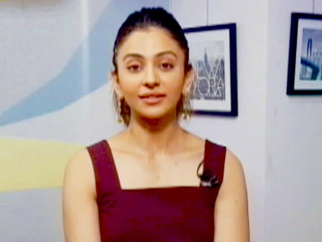 Video: Rakul Preet Singh Requests Citizens To Support Uber-NDTV Roshan Dilli