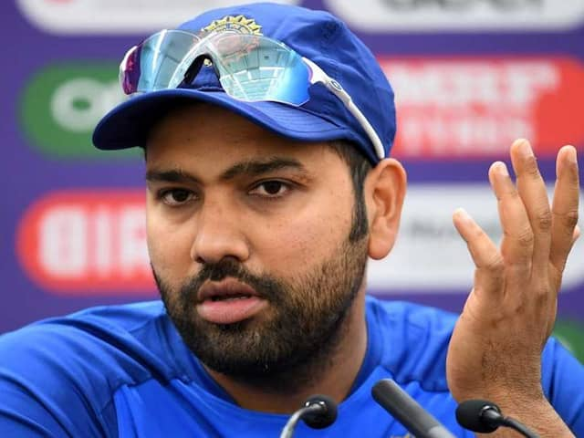 Rohit Sharma Talks About Challenges Of Opening Ahead Of Indias Clash Against Australia