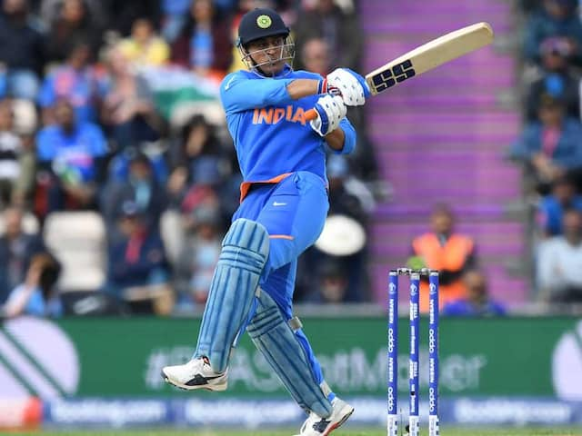 India vs Australia: Indian Batsman To Watch Is MS Dhoni