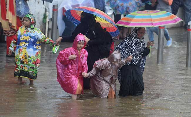 8 Killed In Rain Related Incidents In Maharashtra