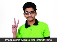 NEET Topper Nalin Khandelwal Credits Parents, Teachers Support For The Feat