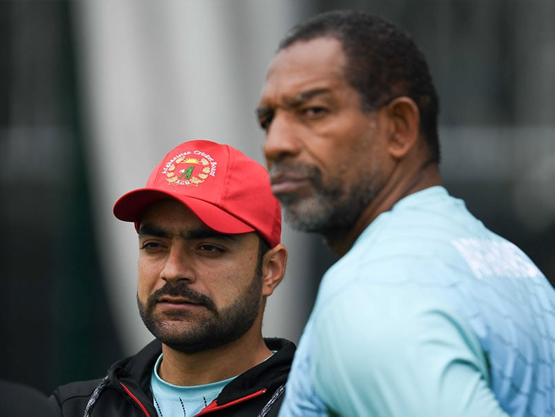 Afghanistan Coach Phil Simmons To Spill Beans On Dawlat Ahmadzai After World Cup 2019