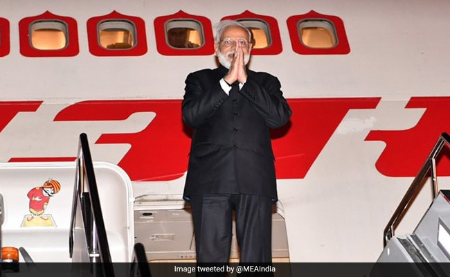 PM Modi Leaves For India After Conclusion Of Shanghai Summit