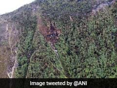 An-32 Aircraft Slammed Into Mountain, Suggests New Photo