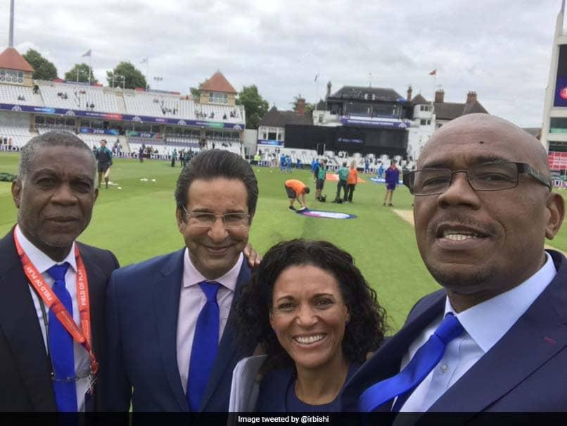 Ian Bishop announces his all-time ODI team