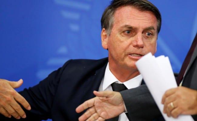 Brazil President Jair Bolsonaro Revokes Order Easing Gun Controls