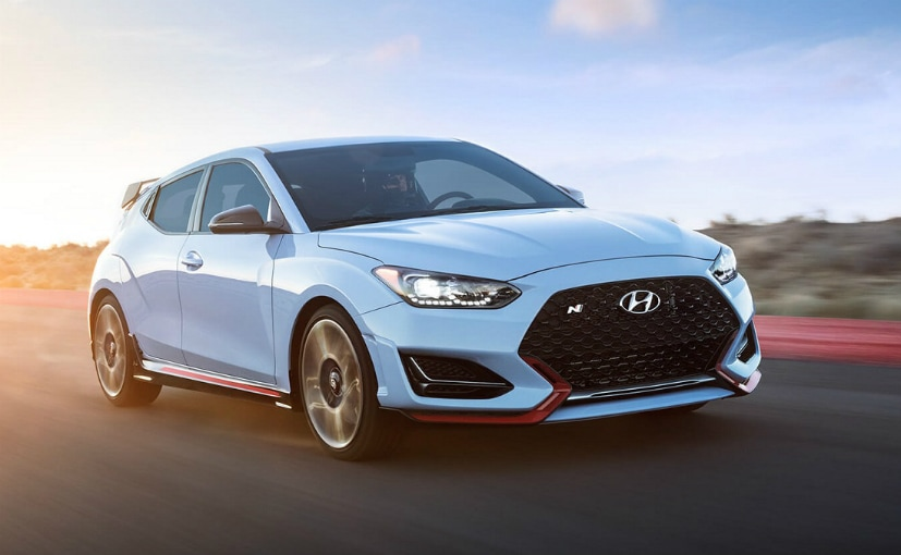 Hyundai's N cars get upgrades to the engine along with visual embellishment as well