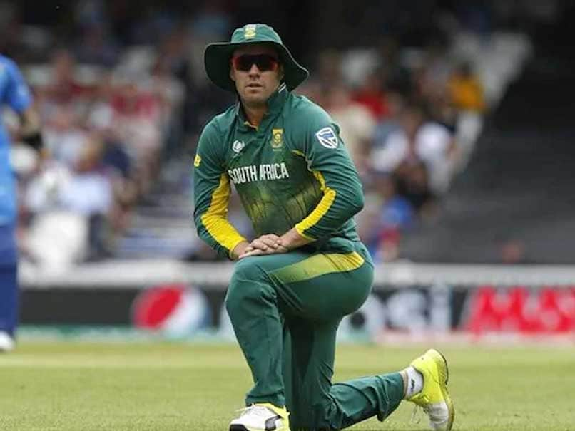 World Cup 2019: AB de villiers says South Africa can win World Cup