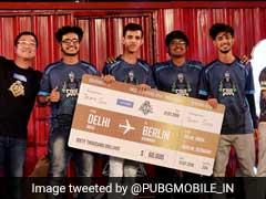 PUBG से चार भारतीय लड़कों ने जीते 41 लाख रुपये, अब कर रहे हैं दुनिया में तिरंगा फहराने की तैयारी