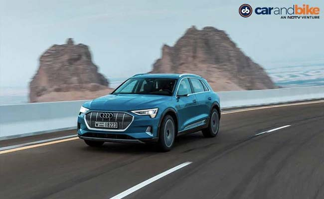 In October 2019 Audi delivered 879 units of the e-Tron electric SUV in Norway