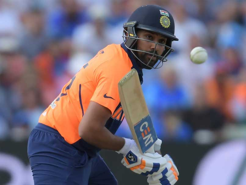 India vs England: Rohit Sharma Scored 3rd Century Of World Cup 2019