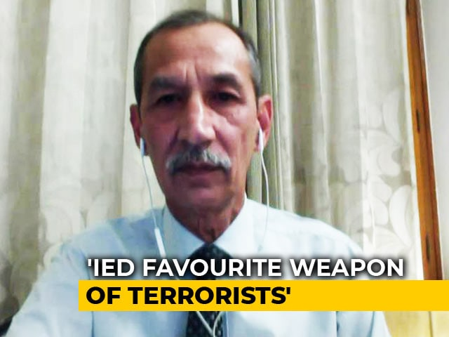Video : Need To Focus On IEDs In Jammu And Kashmir: Ex-Head Of Northern Command