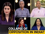 Video : UP Alliance Break-Up, Congress Crisis: Is India's Opposition Collapsing?