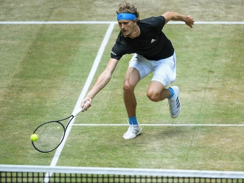 World No.5 Alexander Zverev Crashes Out In Halle Quarter-Finals