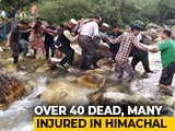 Video : 44 Dead As Bus Falls In Gorge In Himachal, Many Were Sitting On Roof