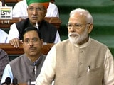 "Video : ""Matter Of Great Pride,"" Says PM Modi On Om Birla As Lok Sabha Speaker"