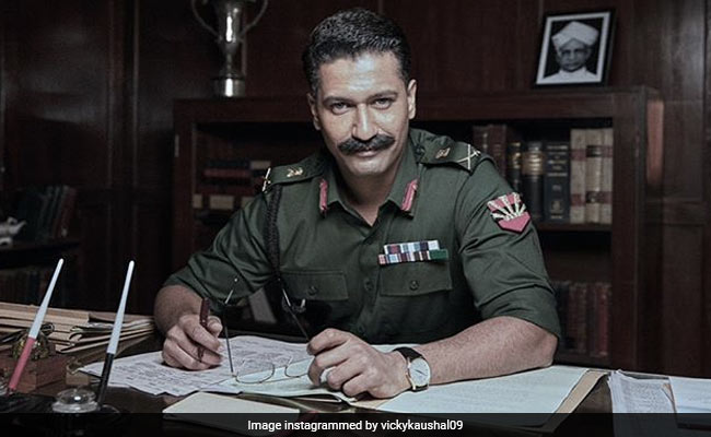 Trending: Presenting Vicky Kaushal As Field Marshal Sam Manekshaw