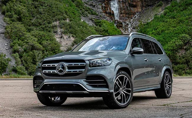 New-Generation Mercedes-Benz GLS India Launch Live Updates: Prices, Features, Images, Specifications