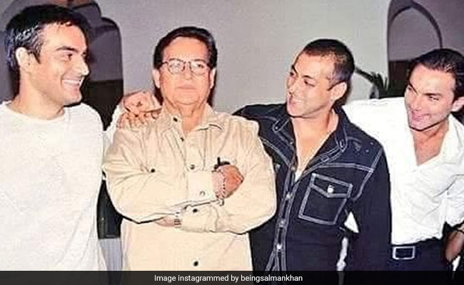 Father's Day 2019: Salman Khan, Sanjay Dutt, Karan Johar And Others Flooded Social Media With Emotional Posts