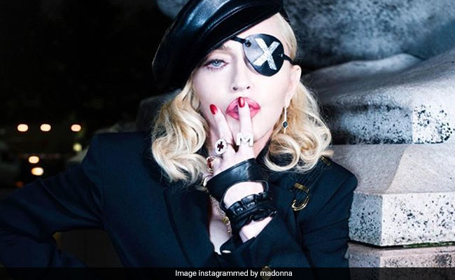 Madonna's Anti-Gun Song God Control Is Causing Some Real Pain