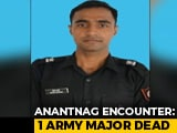 Video : Army Major Killed, 3 Soldiers Injured In Encounter In Jammu and Kashmir