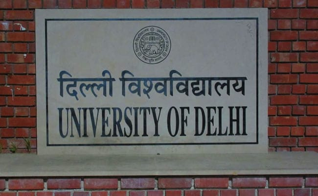 Delhi University Organises International Students' Fair
