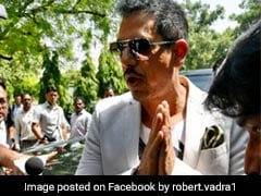 Robert Vadra Donates 60 COVID Protection Kits To Delhi Medical School