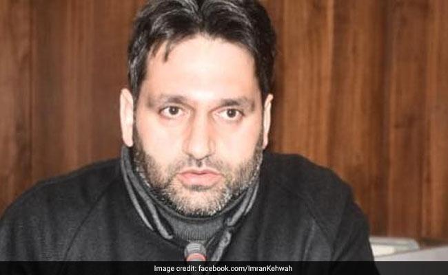 Srinagar Deputy Mayor Charged In Jammu And Kashmir Bank Case