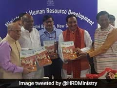 HRD Minister Calls Meet With The States On Draft Education Policy