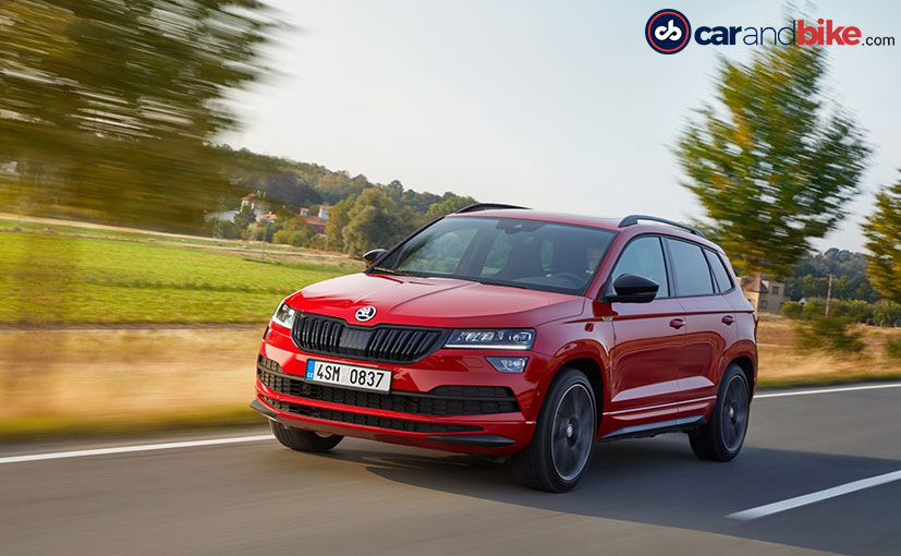 In terms of looks and performance, the Skoda Karoq seems to be a downscaled version of the Kodiaq
