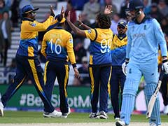 World Cup 2019: Sri Lanka Celebrates Shock Win Over England With Fireworks