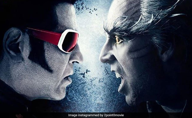 2.0: Rajinikanth And Akshay Kumar's Film Gets A Release Date In China