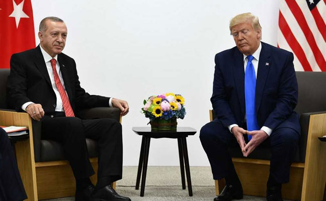 Erdogan Confident Will Avoid US Sanctions over S-400s